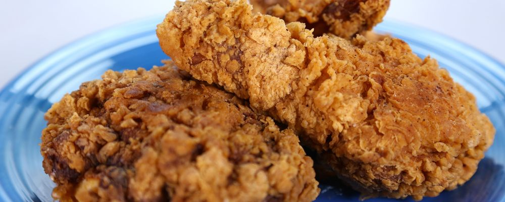 Ana Quincoces\' Cuban-Style Fried Chicken