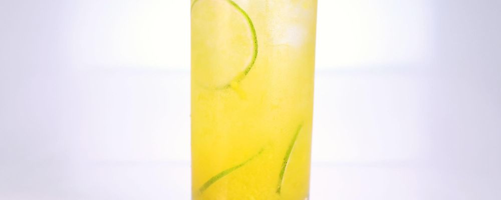 Ming Tsai\'s Mango Vodka Coolers