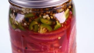 Tanya Holland\'s Pickled Vegetables