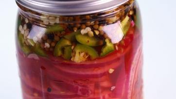 Tanya Holland\'s Pickled Vegetables
