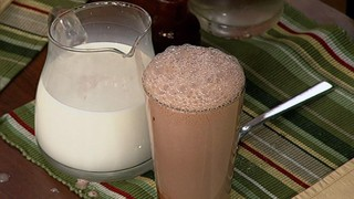 Old Fashioned Egg Cream