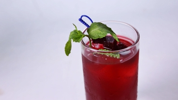 Clinton Kelly\'s We Got The Beet Cocktail