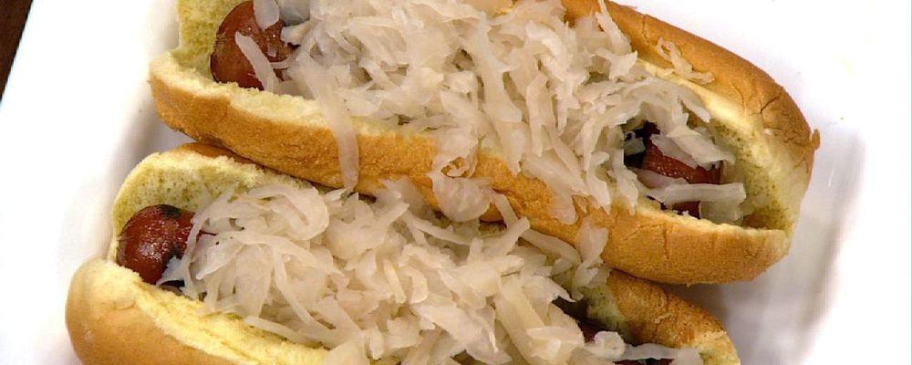 Michael Pollan\'s Sauerkraut