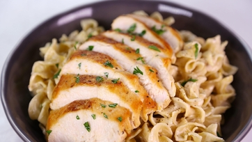 Heather Ranucci\'s Chicken Dijon