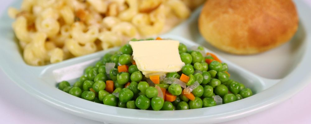 Carla Hall\'s Peas and Carrots