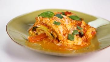 Linda Nguyen\'s Spicy Vegetable Lasagna