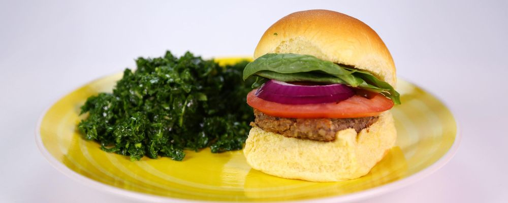 Latoya Conner\'s Quinoa Black Bean Sliders