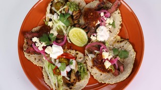 Mario Batali\'s Build Your Own Tacos