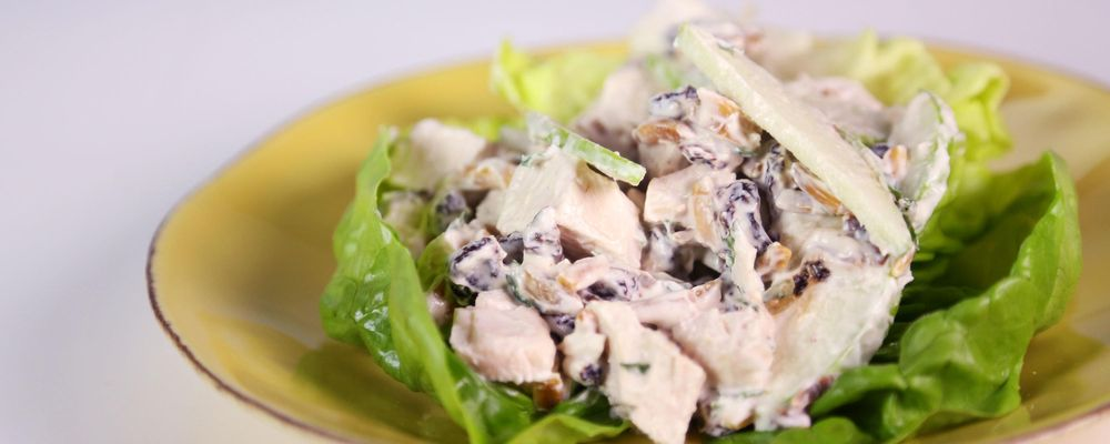 Michael Symon\'s Pulled Chicken Salad