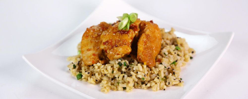 Daphne Oz\'s General Tso\'s Chicken