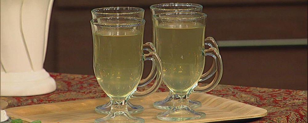 Honey Thyme Tea