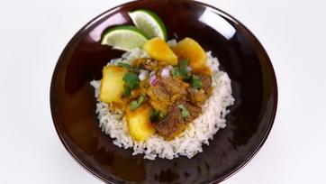 Latin Beef Stew