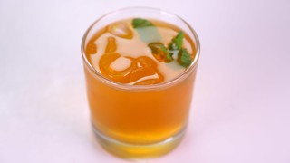 Gussied Up Mint Julep