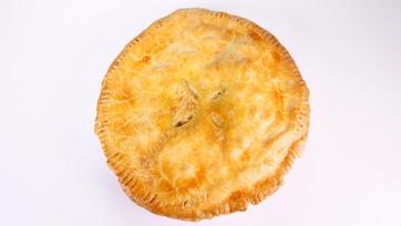 Anabella Ballone\'s Turkey Pot Pie