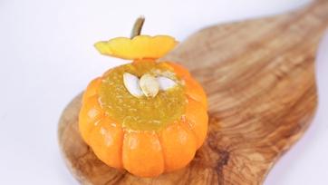 Jennifer Miller\'s Grandma Te\'s Pumpkin Soup