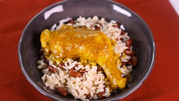 Utokia Langley\'s Braised Curry Chicken
