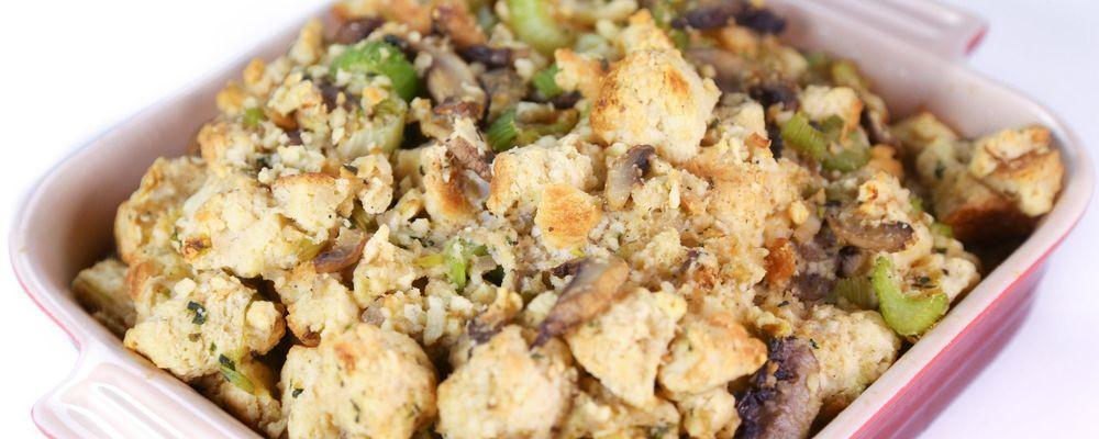 Buttermilk Biscuit Stuffing