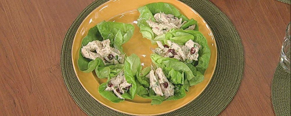 Carla Hall\'s Turkey Salad