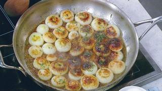 Mario Batali\'s Sauteed Cipolline Onions