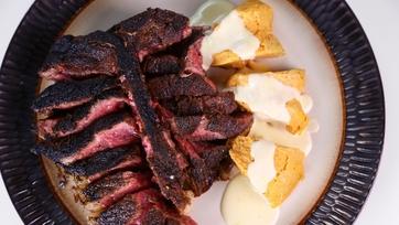 Mario Batali\'s Steak Fiorentina