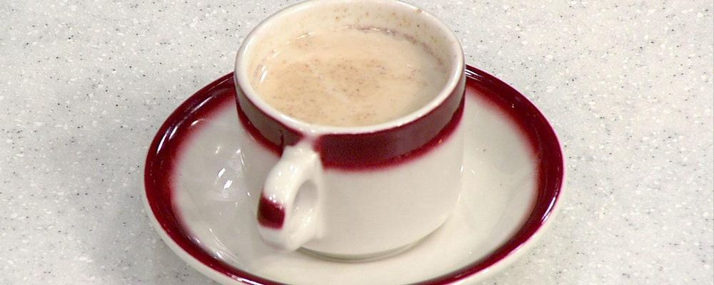 Daphne Oz\'s Maple Cardamom Spiced Milk