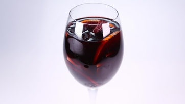 Clinton Kelly\'s Mulled Sangria
