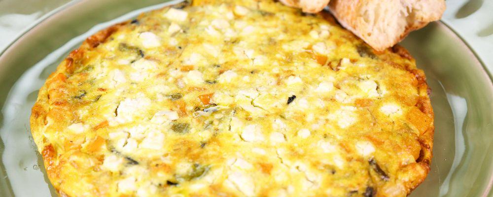 Pati Jinich\'s Mexican Frittata