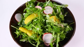 Arugula and Radish Salad