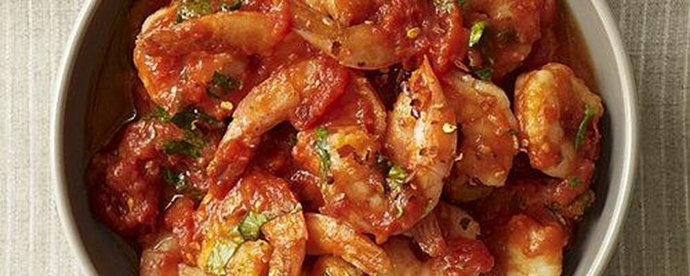 Weight Watchers Shrimp Spicy Tomato Sauce