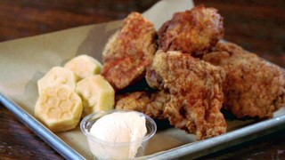Honey Butter Fried Chicken