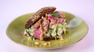 how to cook ahi tuna steaks on grill