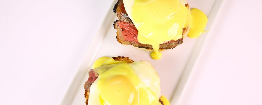Steak & Eggs Benedict