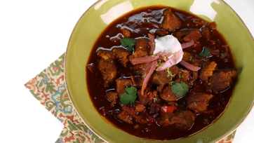 Pork Shoulder Chili