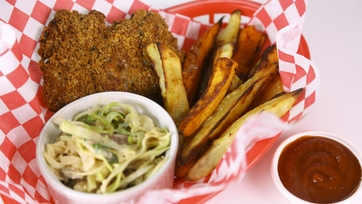 Baked Sweet Potato Fries or Wedges