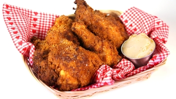Butter Fried Chicken by Michael Symon
