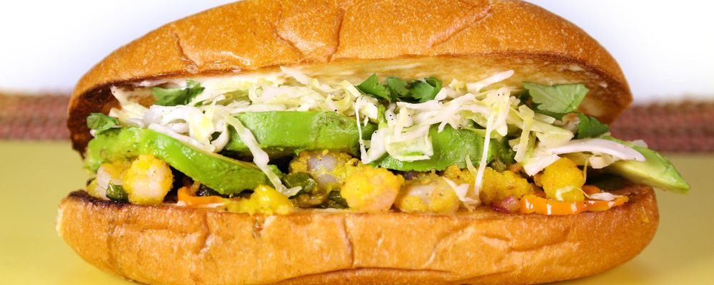 Rock Shrimp Torta by Mario Batali