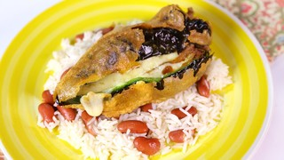 Chile Rellenos by Michael Symon