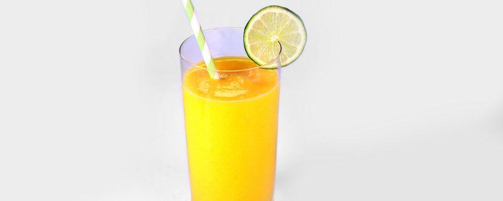 Mango-Pineapple Smoothie