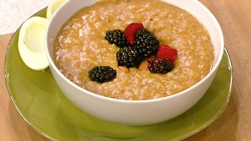 Growing Oatmeal B-fast