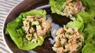 Crisp Chicken Salad