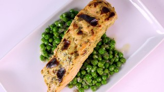 Last Supper Buttered Tarragon Peas