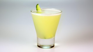 Ginger Lime Fizz