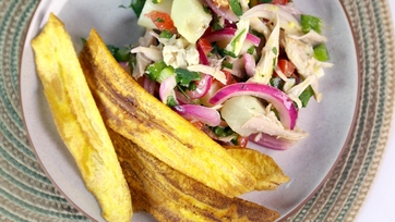 Ecuadorian Chicken Salad