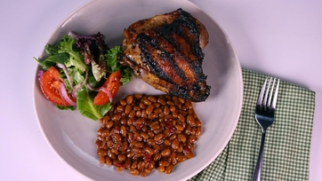 Citrus-Marinated Grilled Turkey