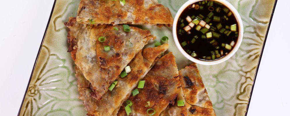 Stir-Fry Scallion Pancakes