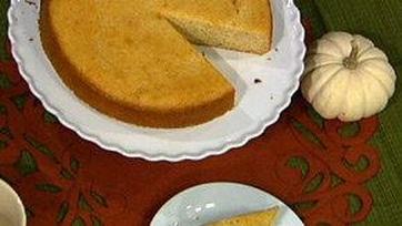 Grapefruit and Honey Cake