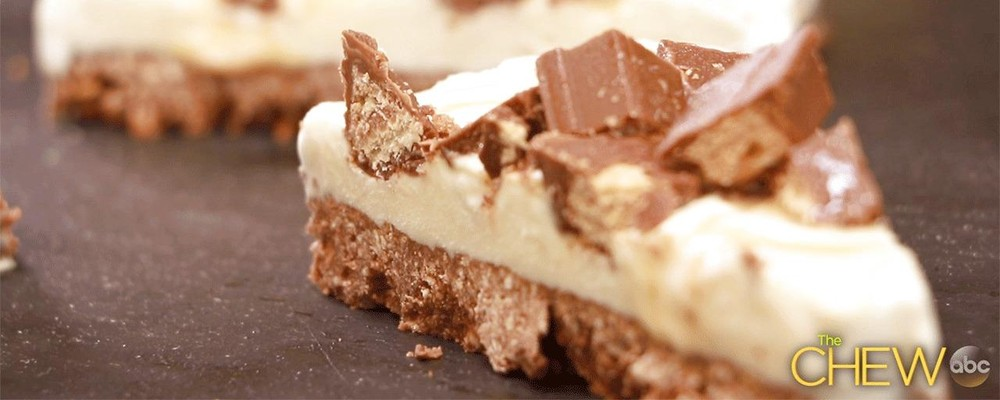 Easy Chew Recipes: Crazy Candy Ice Cream Tart