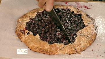 Rustic Blueberry Tart: Part 2
