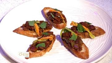 Eggplant Caponata: Part 1