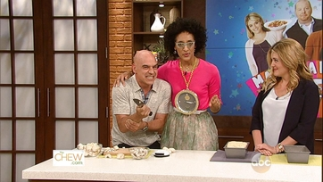 Tips and Tricks: Saving Time in the Kitchen with Carla Hall